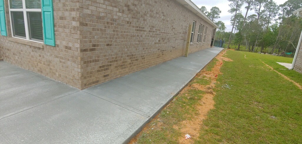 concrete sidewalk cincinnati