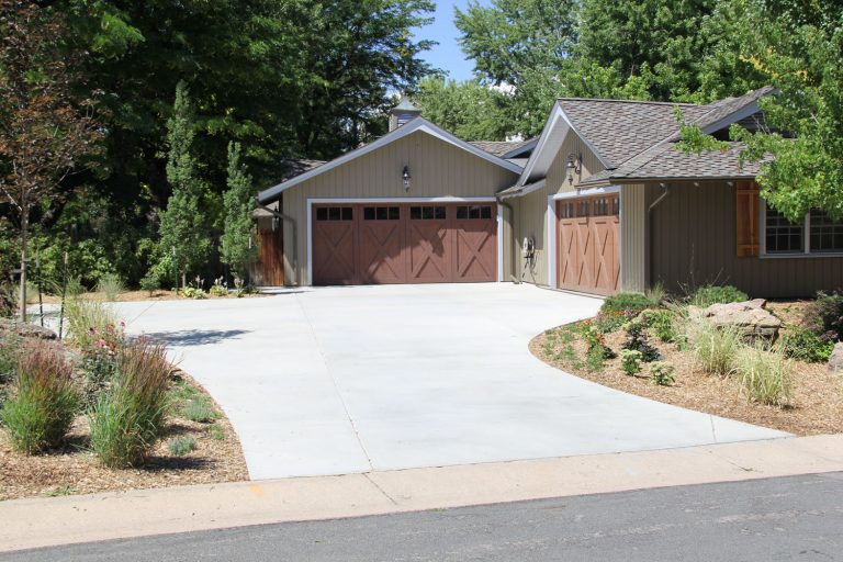 concrete driveway cincinnati